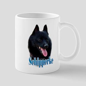 Schipperke Name Mug