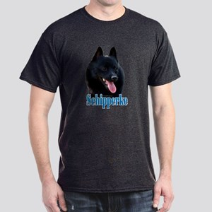 Schipperke Name Dark T-Shirt