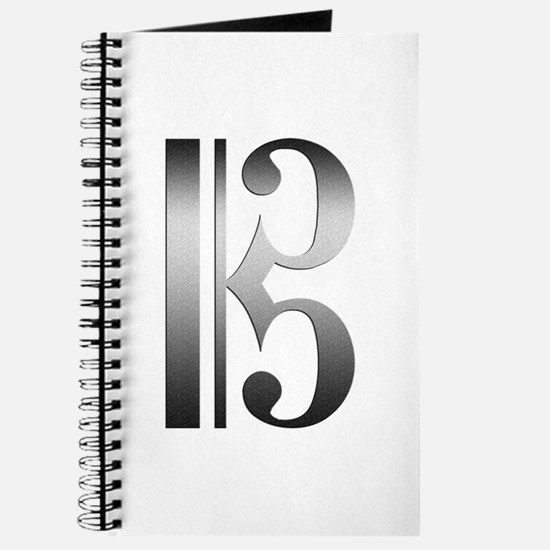 """Silver"" C Clef Journal"