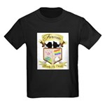 Clan Crest Kids Dark T-Shirt