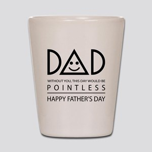 Best Farter Ever Funny Father's Day Shot Glass