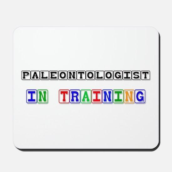 Paleontologist In Training Mousepad