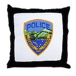 Seward Police Throw Pillow
