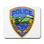 Seward Police Mousepad