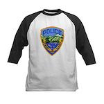 Seward Police Kids Baseball Jersey