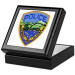 Seward Police Keepsake Box