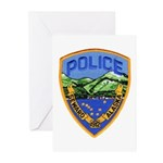 Seward Police Greeting Cards (Pk of 20)