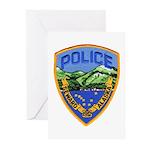 Seward Police Greeting Cards (Pk of 10)