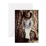 Cowboy Greeting Cards (Pk of 20)