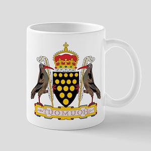 Cornwall Coat of Arms Mug
