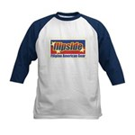 FlipsideTshirts Kids Baseball Jersey