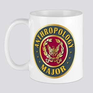 Anthropology Major College Course Mug