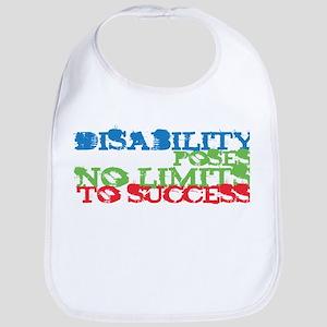 Disability No Limits Bib