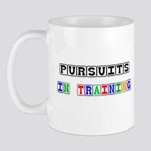 Outdoor Pursuits Manager In Training Mug