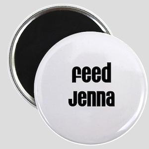 Feed Jenna Magnet