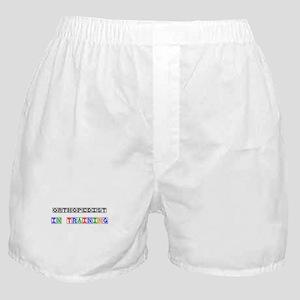 Orthopedist In Training Boxer Shorts