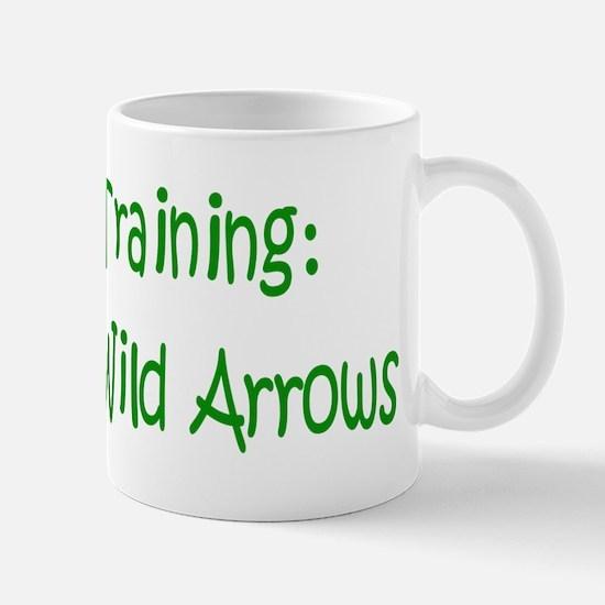 Miko in Training Wild Arrows Mug