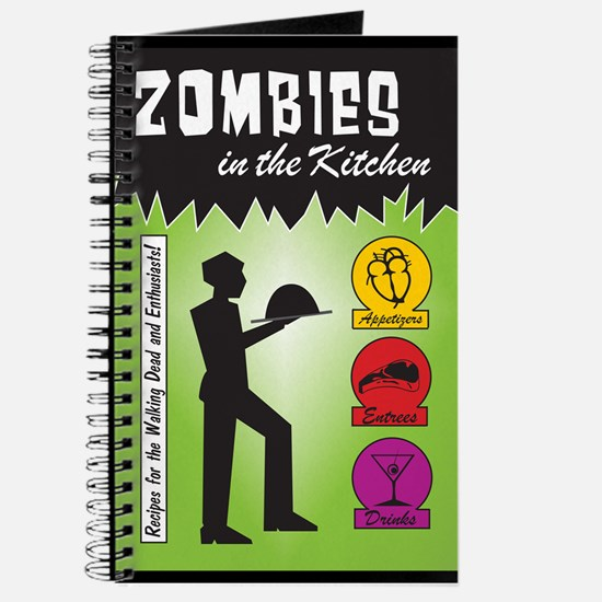 Zombies Cook Journal