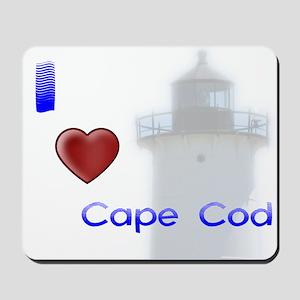 love Cape Cod Mousepad