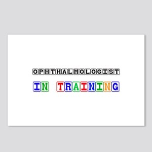 Ophthalmologist In Training Postcards (Package of