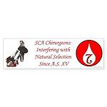 Natural Selection Bumper Sticker (10 pk)