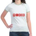 TECHNOLOGY Jr. Ringer T-Shirt