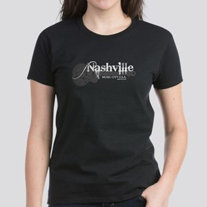 Nashville Women's Dark T-Shirt