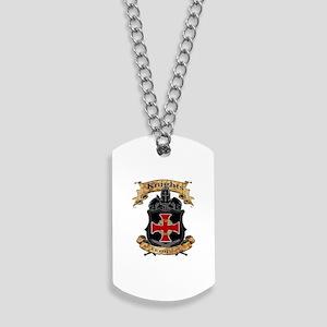 Knights Templar Dog Tags