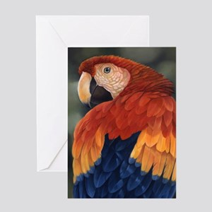 Tropical Cool Greeting Card