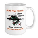 Reel Dry Over The Rod Protection Mugs