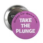 Democratic bridal party buttons