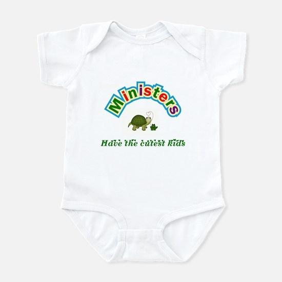 Minister Infant Bodysuit