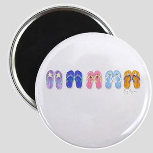 5 Pairs of Flip-Flops Magnet