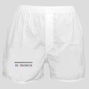 Neuroradiologist In Training Boxer Shorts