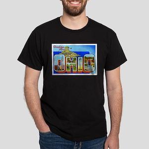 Ohio OH Dark T-Shirt