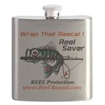 REEL Dry Over the Rod Protection Flask