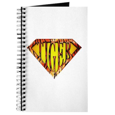 SuperTiger(Stripes) Journal