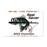 Reel Dry Over The Rod Protection Mini Poster Print