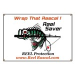 REEL Dry Over the Rod Protection Banner
