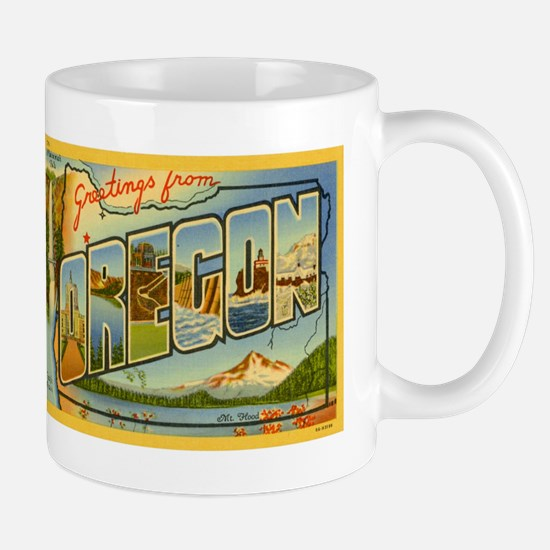Oregon OR Mug