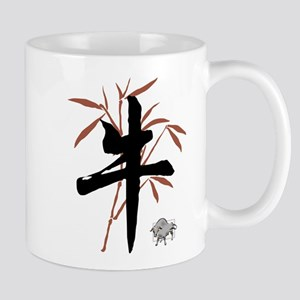 Year of The Ox Symbol Mug