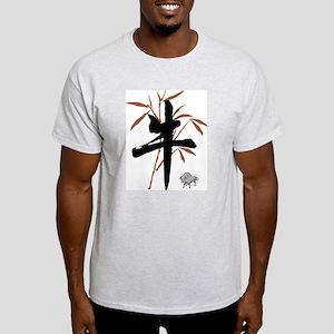 Year of The Ox Symbol Light T-Shirt