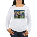 St. Fran. / Brittany Women's Long Sleeve T-Shirt