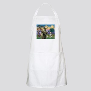 St. Fran. / Brittany Apron