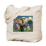 St. Fran. / Brittany Tote Bag