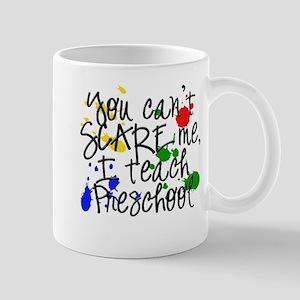 Preschool Scare Mugs