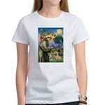 St. Francis Cairn Women's T-Shirt