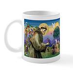 St. Francis Cairn Mug