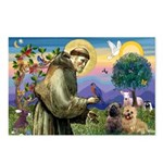 St. Francis Cairn Postcards (Package of 8)