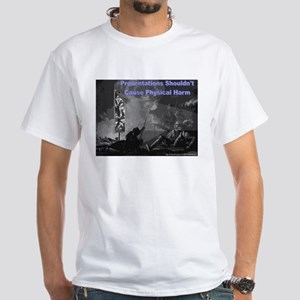 Harmful PowerPoints T-Shirt